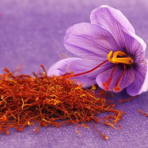 رنگ زعفران خوراکی
