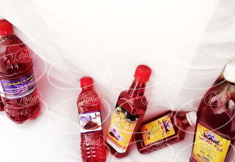 بهترین قیمت افشره زعفران جهت صادرات