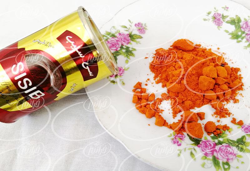 فروش پودر زعفران کیلویی شرکت سی سیب
