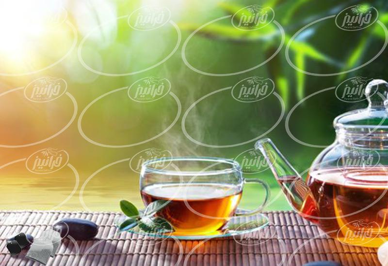 صادرات چای نپتون زعفرانی به عراق