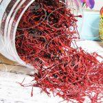 سود حاصل از صادرات زعفران به عمان