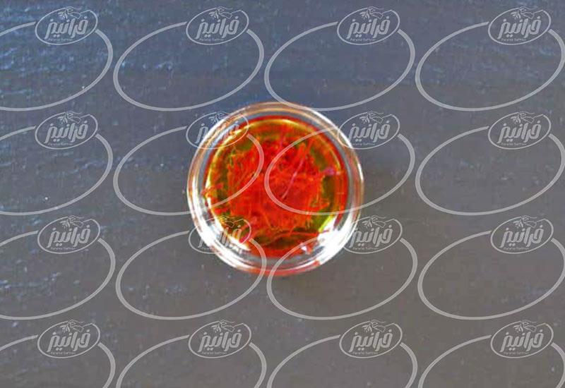 قیمت 1 گرم زعفران برای توزیع و پخش