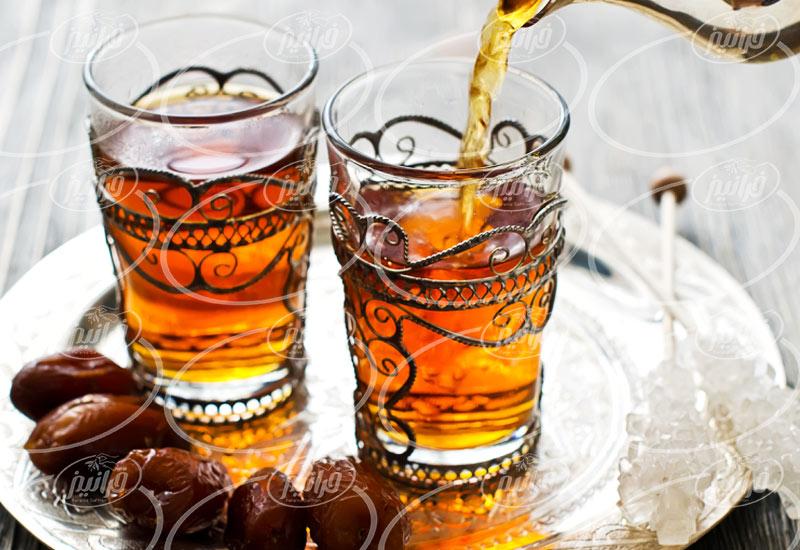 فروشنده مخلوط چای زعفران نیوشا با شرایط عالی