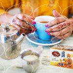 عرضه چای سیاه زعفرانی سحرخیز ۲۰ تایی