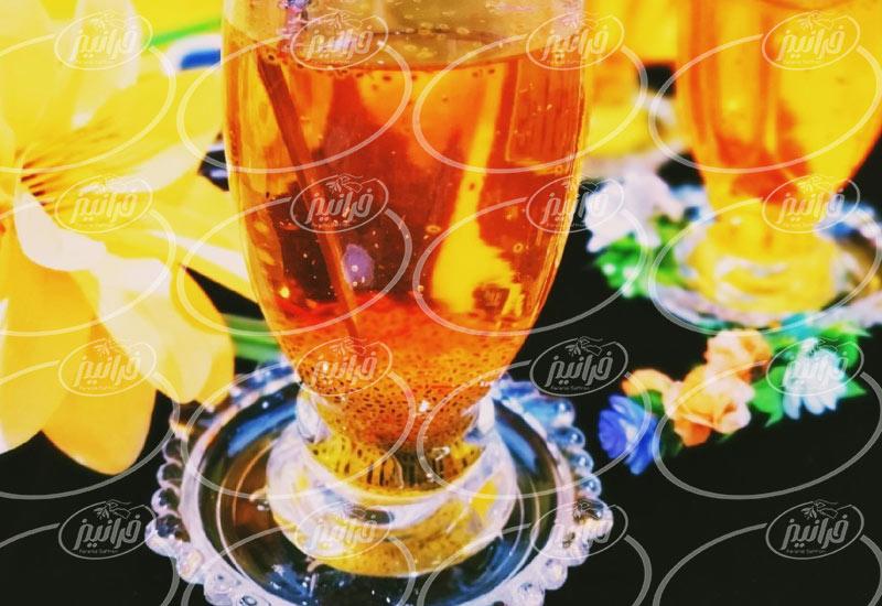توزیع چای زعفران تهران با تعرفه عالی