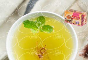برترین فروشنده چای زعفران شاهسوند در ایران