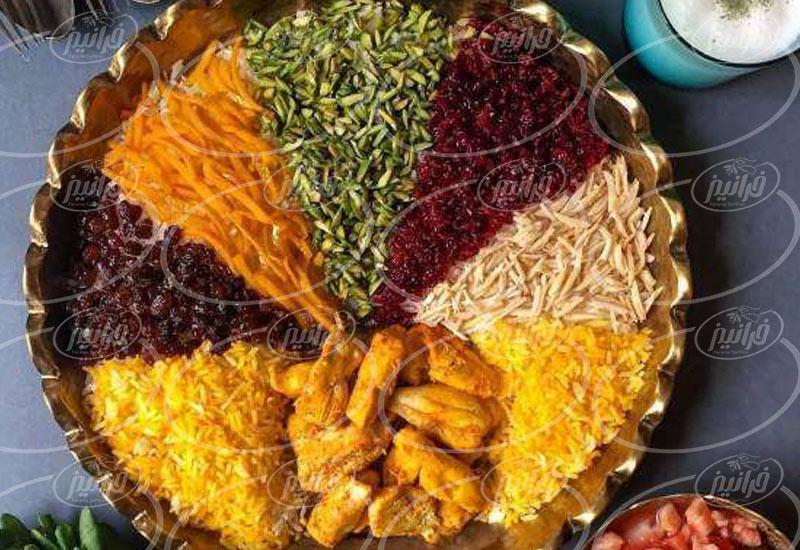 صادرات زعفران به کانادا مخصوص تجار