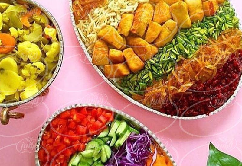 فروش رنگ غذای زعفران درجه یک