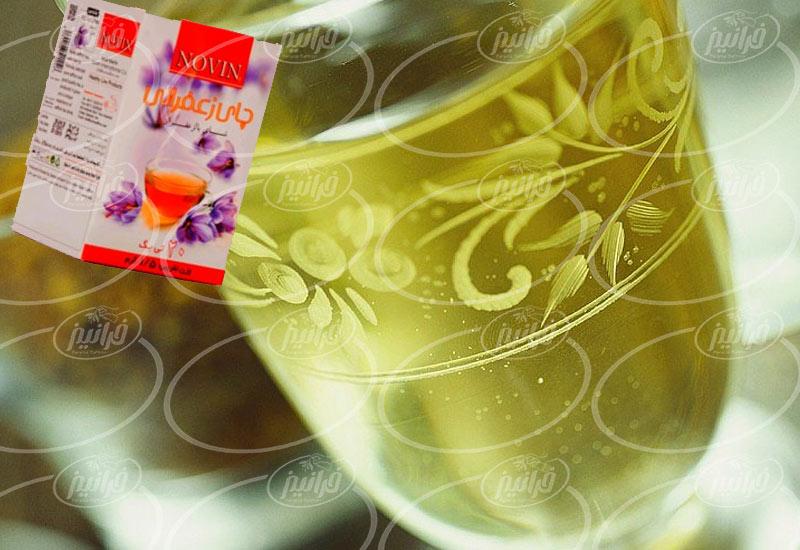 نمایندگی چای نوین زعفران درجه یک